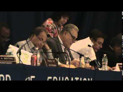 Lakewood Board of Education Meeting - 5/13/14 (pt4)