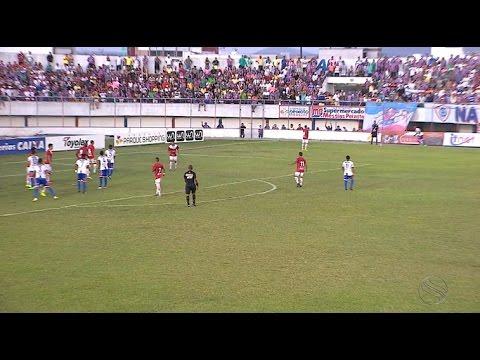 Itabaiana 0x0 Sergipe - Hexagonal do Campeonato Sergipano 2017