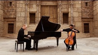 O come, O come, Emmanuel - (Piano/Cello) - The Piano Guys