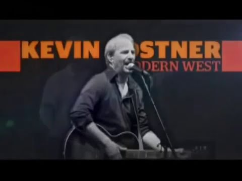 Kevin Costner and  Modern West - A View Behind The Scences