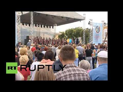 Russia: Ukraine crisis forces Slavic festival venue change