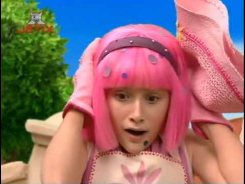 Lazy Town - Doktor rottenstein