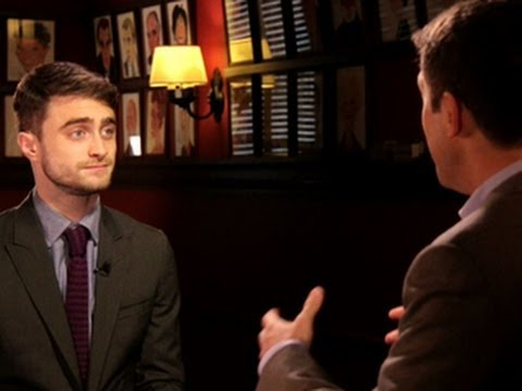 Preview: Daniel Radcliffe talks Broadway and life after Harry Potter