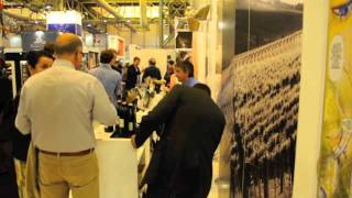 Vinexpo 2011 a Bordeaux
