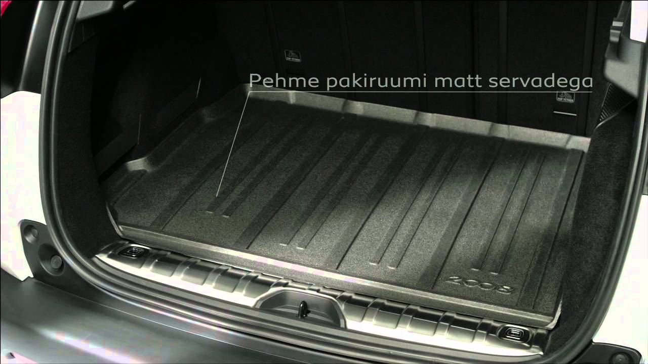 peugeot 2008 accessories youtube