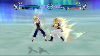 Dragon Ball Z Budokai HD Collection: Budokai 3 Vegito Vs