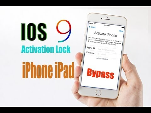how to hack find my iphone activation lock