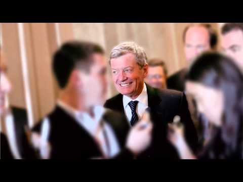 Meet Max Baucus, U.S. Ambassador to China