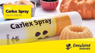 Carlex Spray - Desmoldante