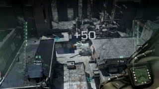 COD Ghosts Multiplayer Online Kill Streak Gameplay - Dog, Oden Strike, Helo Pilot and Juggernaut