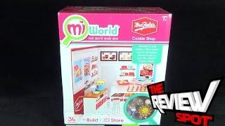 Toy Spot Jakks Pacific MiWorld Mrs Fields Cookie Shop