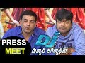 Press Meet By Dil Raju & Harish Shankar: DJ Duvvada Ja..