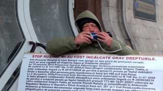 Grigore Tudos deja protestează la MTIC