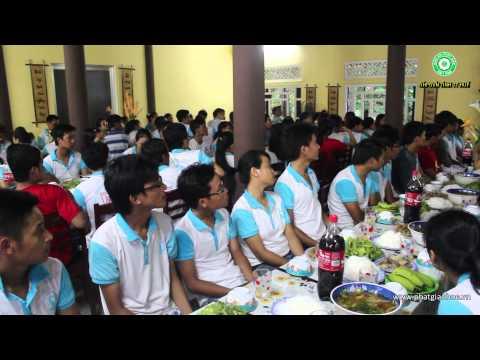 Tiếp đón đoàn đạp xe xuyên Việt -