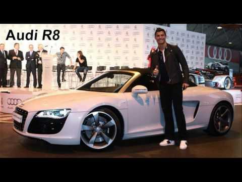 11 siêu xe của Cristiano Ronaldo