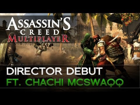 Assassins Creed Multiplayer - Brotherhood - Director Debut Chachi McSwaqq (14.2K Manhunt)
