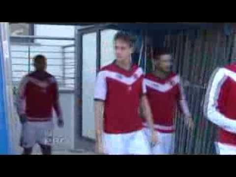 GRIFO ZALELE, con la curva Nord (umbriaTV tuttosport 110)