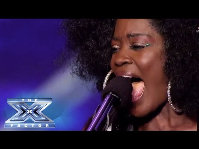Meet The Final 12:  Lillie McCloud - THE X FACTOR USA 2013