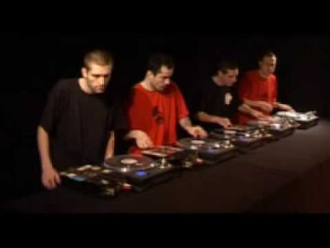 C2C - DMC DJ team World Champions 2005 set @C2Cdjs (Album Now Available)