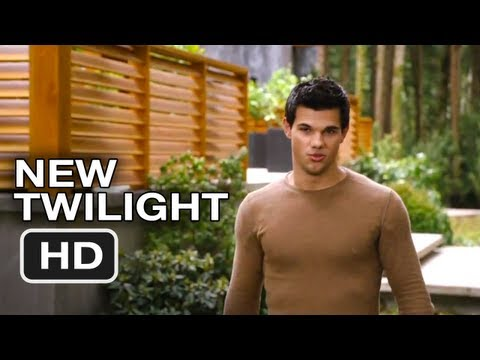 Twilight Breaking Dawn: Part 2 - EXCLUSIVE Twilight Saga Robert Pattinson Movie (2012) HD