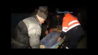 Poliția română a bătut oameni pașnici la Pungești