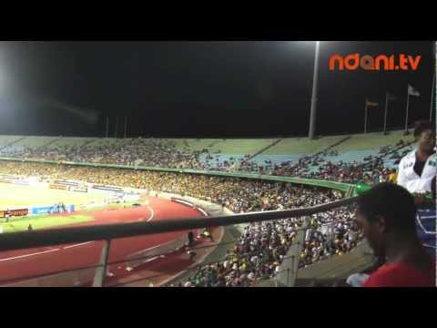 AFCON 2013 Diaries - Nigerians Celebrate Win