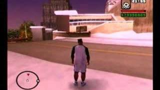 Grand Theft Auto- San Andreas: Visiting Liberty City