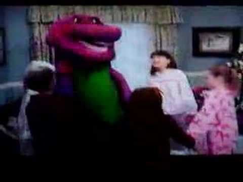 barney 39 s christmas part 2 youtube