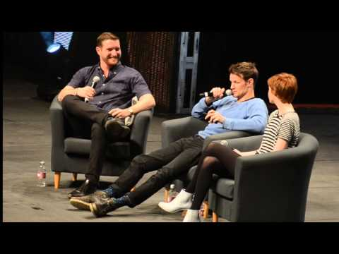 Calgary Expo - Doctor Who Panel - Matt Smith & Karen Gillan - April 2014 - Part 1/4