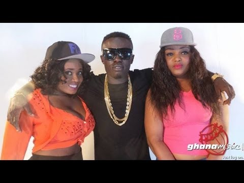 Criss Waddle - - Making of '3shi Shi' ft. Omai De Soja |