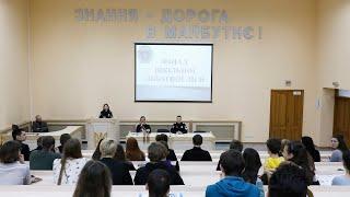 Фінал шкільної дебатної ліги пройшов у ХНУВС