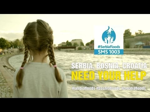 Serbia Needs Your Help (#helpserbia)