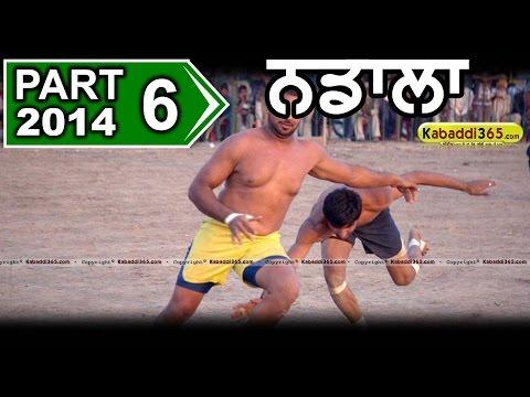 Nadala (Kapurthala) Kabaddi Tournament 12 Nov 2014 Part 6 by Kabaddi365.com
