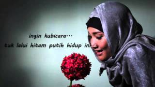 Fatin Shidqia NEWdia Dia Dia [lyrics Video]