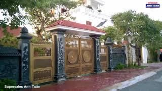Bất Động Sản Nghệ An: Khu Biệt Thự Nhà Giàu Ở Thành Phố Vinh