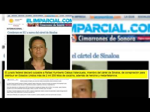 El PRI Sonora y sus miembros metidos en el Narco Hasta el cuello