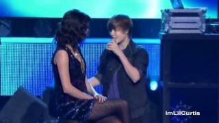 Justin Bieber and Selena Gomez - One Less Lonely Girl