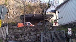 NRWspot.de | Hagen – Förderband gerät in Brand im Steinbruch