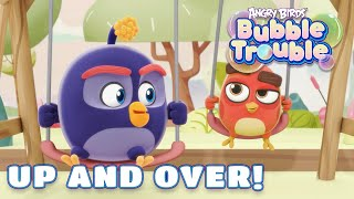 Angry Birds Bubble Trouble - 18  Nahoru