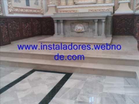 Instaladores de pisos y azulejos marmoles travertinos for Pisos y azulejos