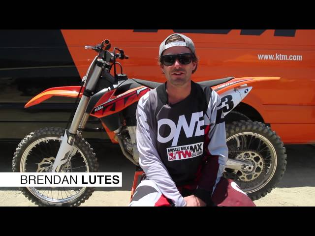 First Impression: 2014 KTM 450SX-F - TransWorld Motocross