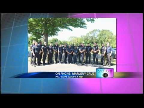 "Paterson PAL ""Cops Adopt a Kid"" Program Phone interview with News12 NJ"