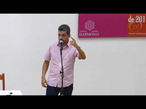 OS BONS ESPÍRITOS - Palestrante: Ramiro Queiroz Júnior (19.05.2017)