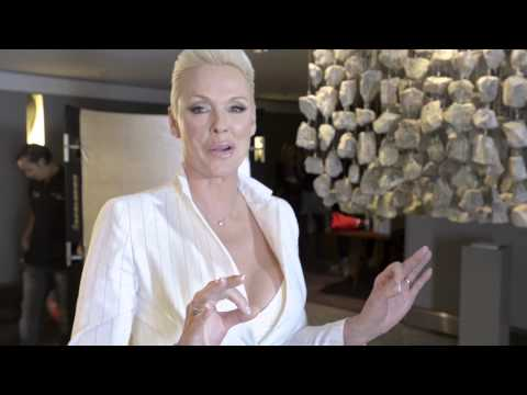 Jaguar presents Brigitte Nielsen - Behind the scenes - THE KEY by Mayk Azzato