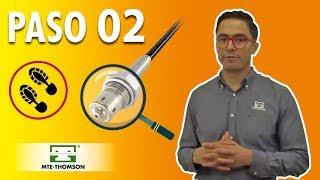 7 Pasos Sensor de Oxigeno – 02