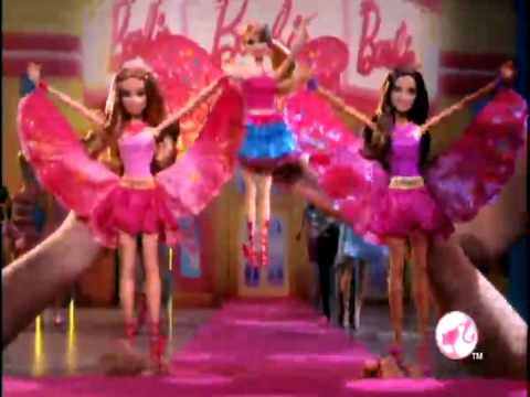 Bup be Barbie bi mat canh tien a fairy secret