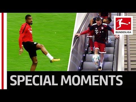 Ribery & Boateng Skills, Fabián's Charity Collection & More - Matchday 7 Mashup