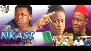 Nkasi the Sports Girl Nigerian Movie [Part 1]