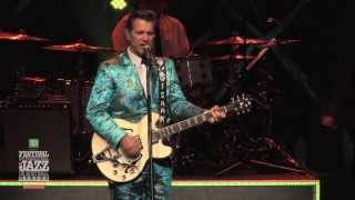 Chris Isaak and His Musicians - Concert 2013