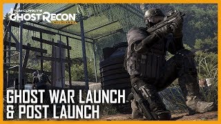Ghost Recon Wildlands - Ghost War PVP Launch Trailer